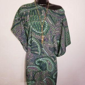 Collective  Concepts Kimono Dress